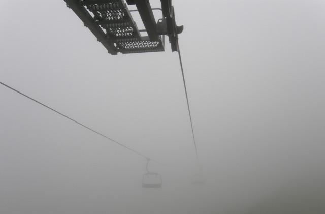 Ausztria Alsó-Ausztria libegő hegy Mönichkirchen