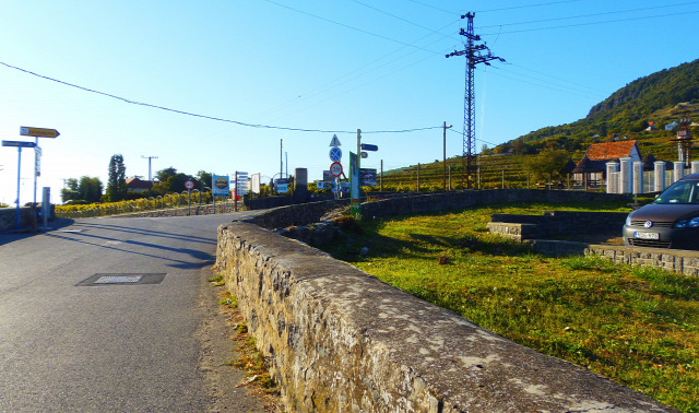 Magyarország Veszprém megye hegy Badacsony Balaton