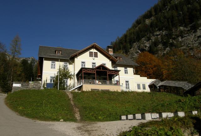 Ausztria Felső-Ausztria Hallstatt sóbánya barlang