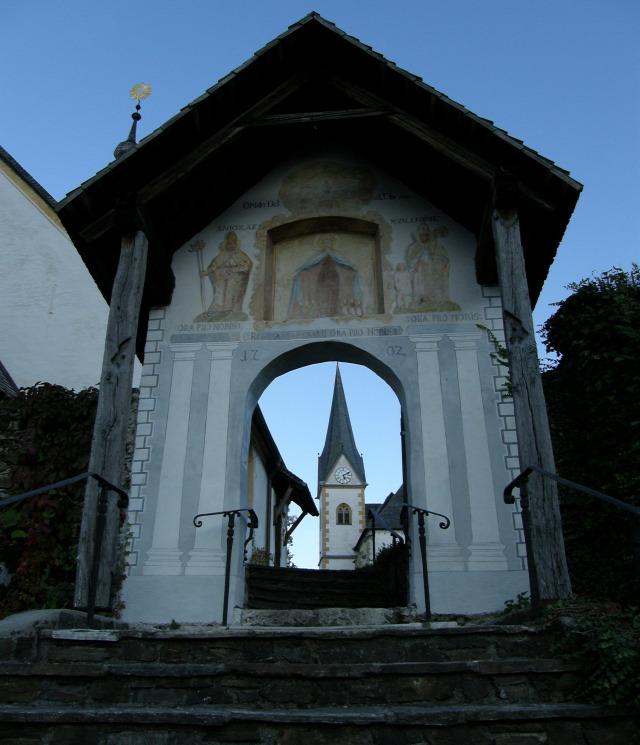 Ausztria Karintia város Maria Wörth