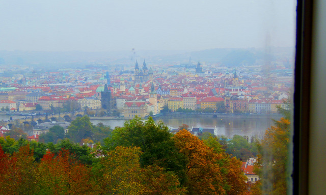 Csehország Prága sikló