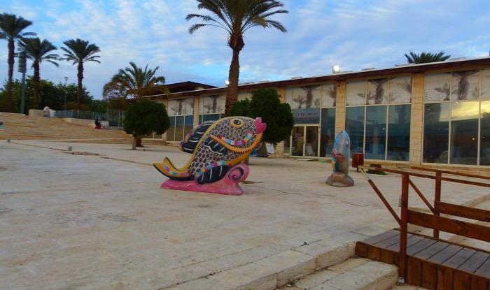 Izrael Eilat város