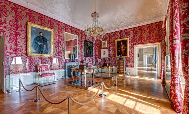 Ausztria Burgenland Eisenstadt Esterházy kastély várak