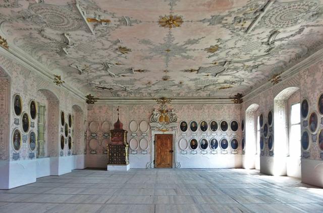 Ausztria Stájerország St. Lambrecht bencés apátság