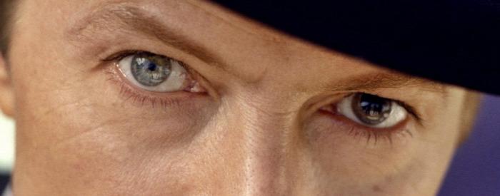 David Bowie anisocoria heterokrómia szemek felemás szemek Blackstar