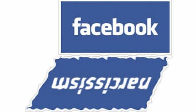 Facebook FB nárcizmus nárcisztikus
