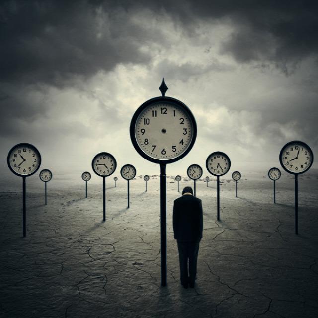 zimbardo idő időperspektíva múlt jelen jövő érzékelés