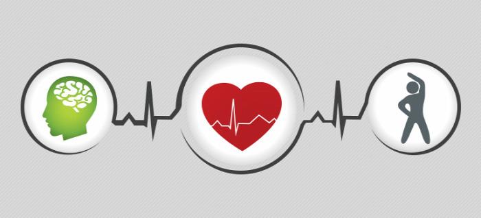 egészség életmód sport ember