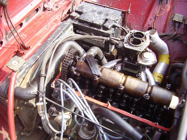 Lada Lada 1200 motorfelújítás veterán motorgenerál Lada motor