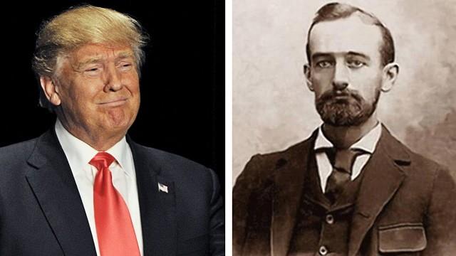 Großvater Von Trump