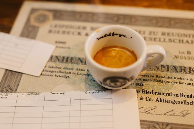gaggia koffeinrandi találkozó teszt presszó