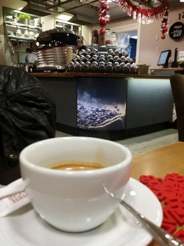 kávé kávézó