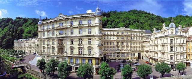 kávé karlovyvary grandhotel azelsosprint csehország