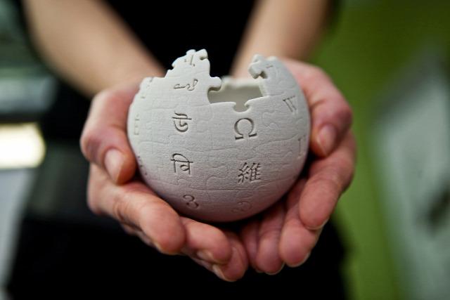 Wikipédia születésnap könyvtár tudás enciklopédia