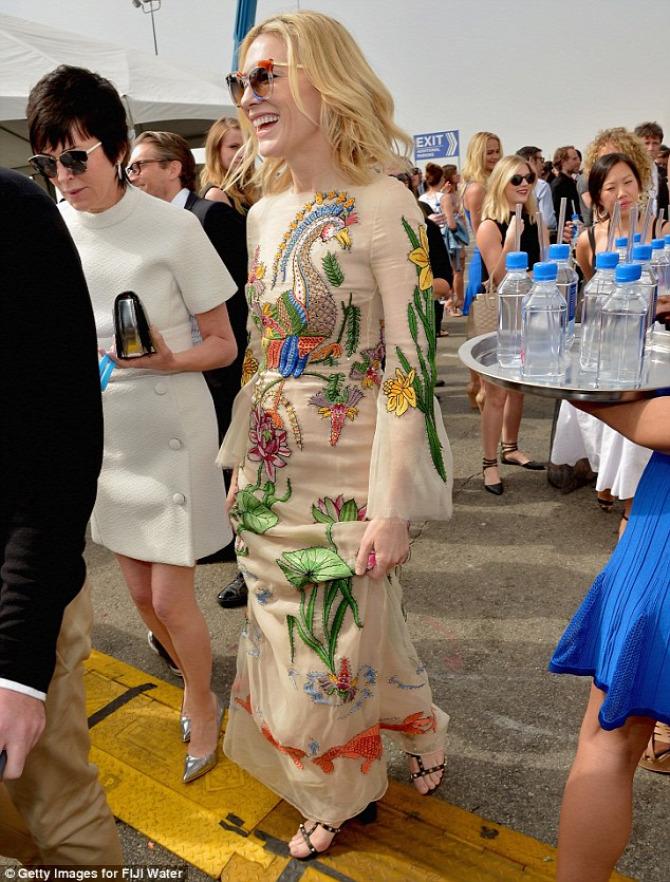 Cate Blanchett Gucci Nicole Kidman Dakota Johnson