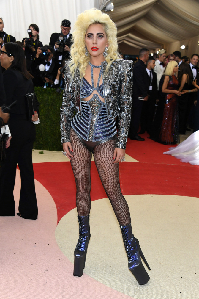 Lady Gaga forrónadrág Daisy Dukes