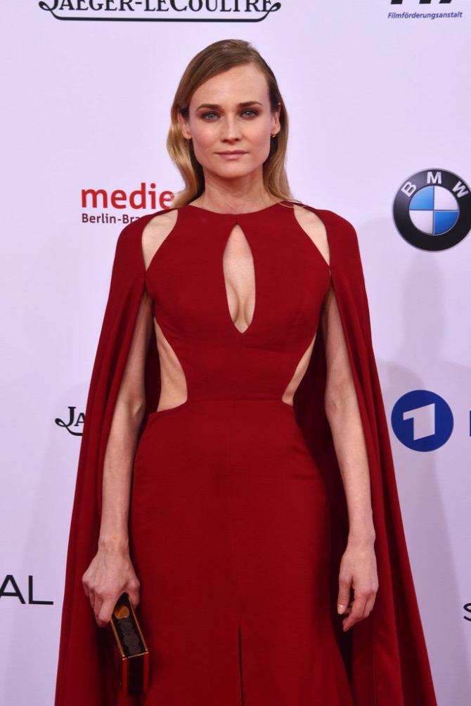 Diane Kruger Naeem Khan soványság