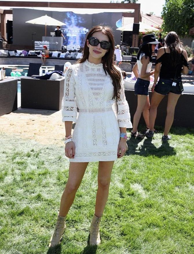 coachella fesztivál Rihanna Alessandra Ambrosio Katy Perry Selena Gomez Paris Hilton Emma Roberts