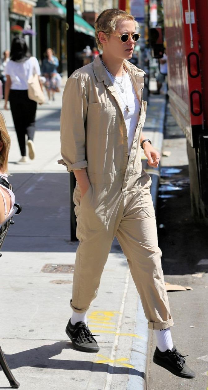 Kristen Stewart Stella Maxwell New York