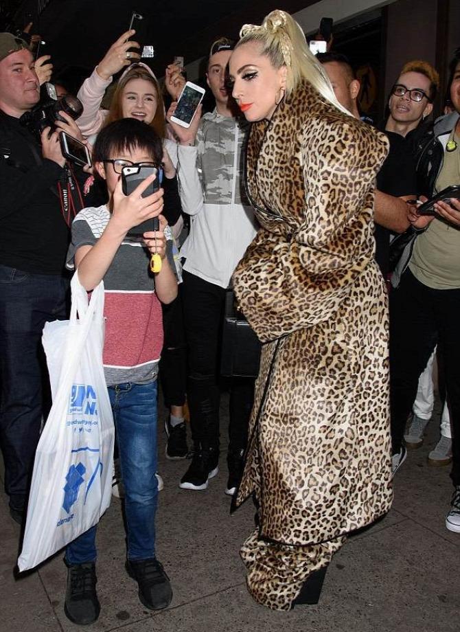 Lady Gaga Gareth Pugh
