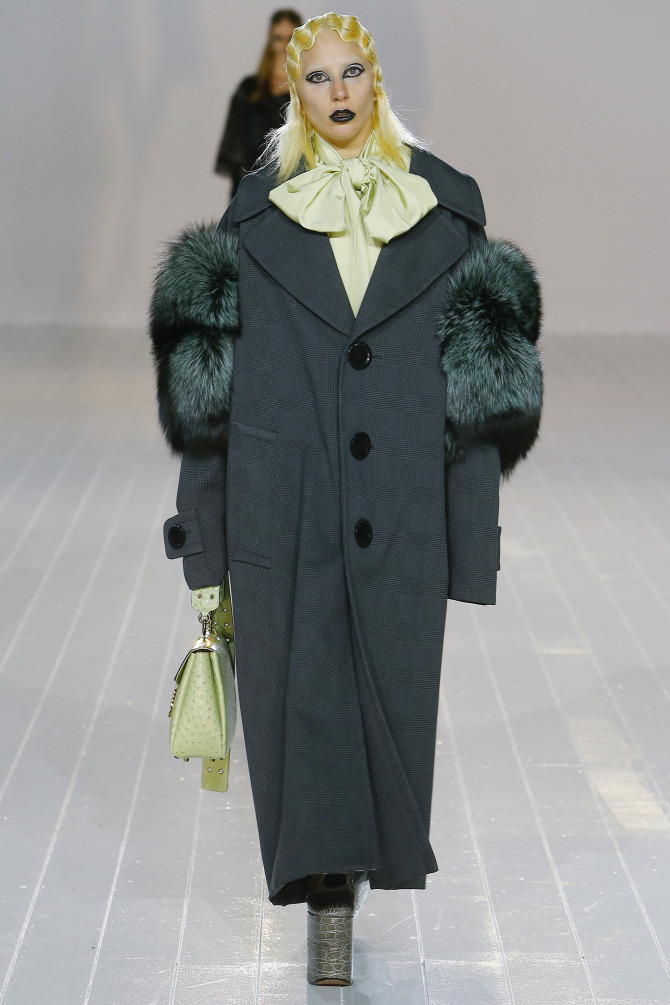 Lady Gaga NYFW Marc Jacobs