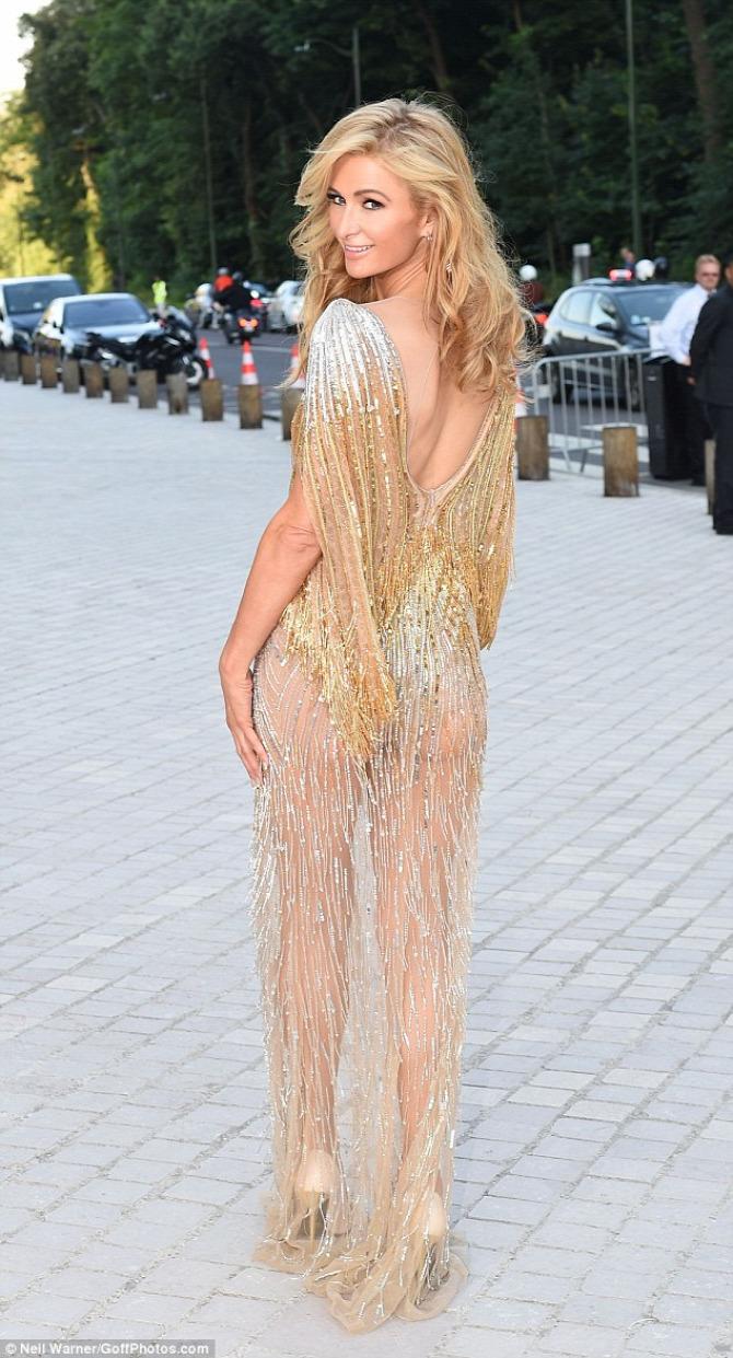 Paris Hilton La Bourjoisie Nadim Olivera
