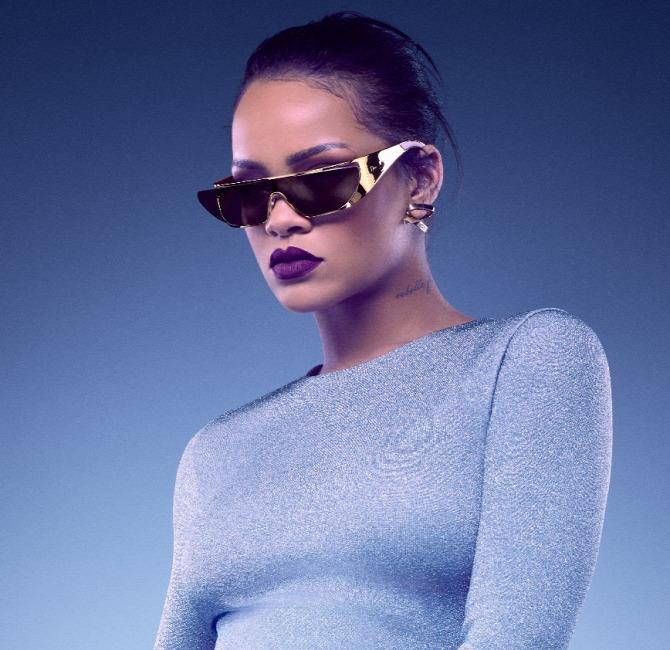 Rihanna Dior napszemüveg