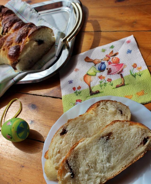 kalács húsvét édességek kakaó kelt tészta