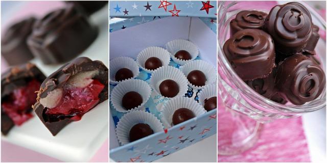 bonbon trüffel karácsony ehető ajándékok advent adventi naptár édességek