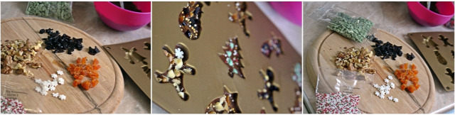 advent adventi naptár karácsony csokoládé csoki dekorcukor aszalvány aszalt gyümölcs kandírozott gyümölcs dió mogyoró