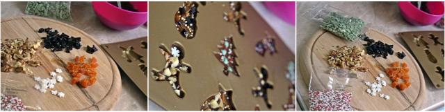 karácsony advent adventi naptár gasztroajándék csoki csokoládé sajt likőr ehető ajándékok bonbon trüffel