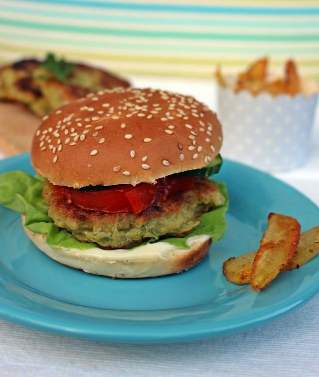 csicseriborsó hagyma fokhagyma koriander snidling petrezselyem hamburger rohanós vacsorák