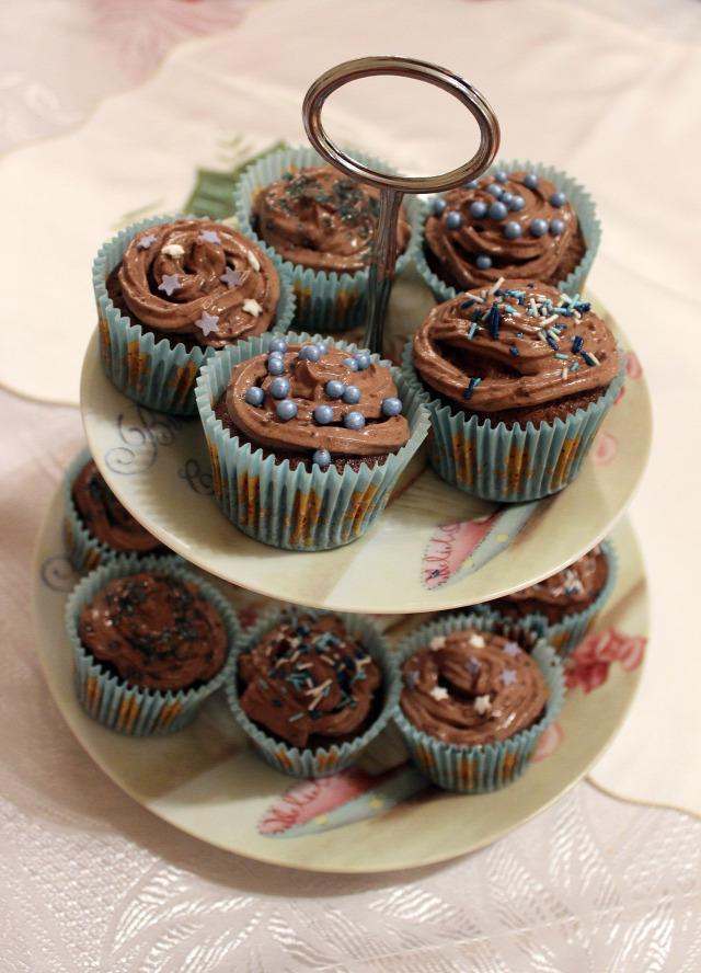 csokoládé csoki mascarpone édességek gyors muffinok