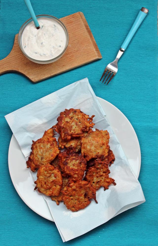 tócsni mártogatós krumpli répa hagyma tejföl joghurt kefír snidling fokhagyma rohanós vacsorák