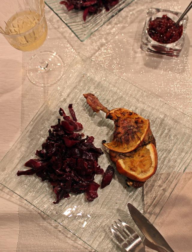 kacsacomb kacsa narancs rozmaring majoranna fehérbor bor fincsi ebédek