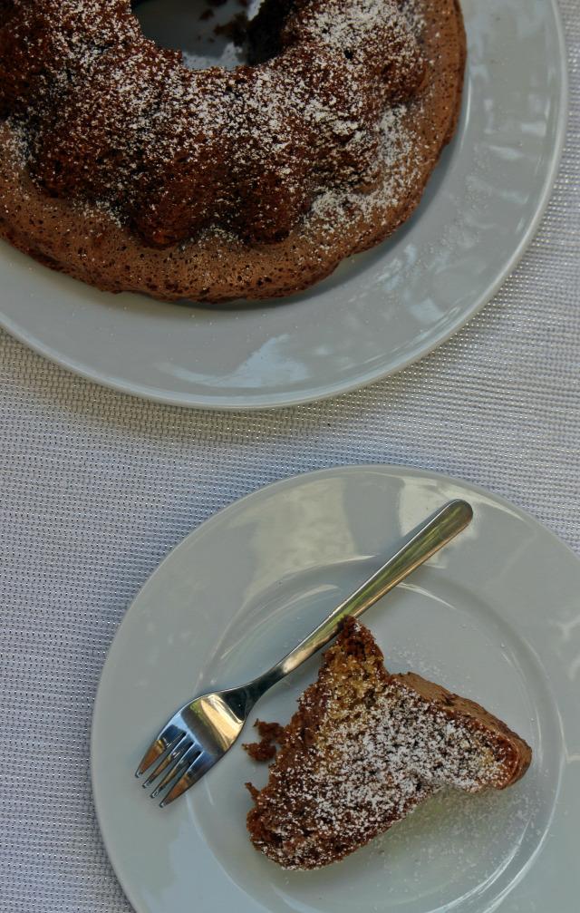 kuglóf édességek ráérős reggelik tej olaj porcukor tojás vaníliás cukor sütőpor kakaópor