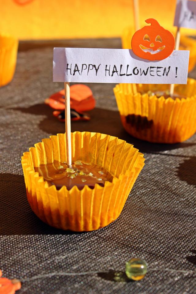 Gyors muffinok méz sütőtök tök liszt olaj szegfűszeg fahéj tejcsokoládé tej dekorcukor halloween