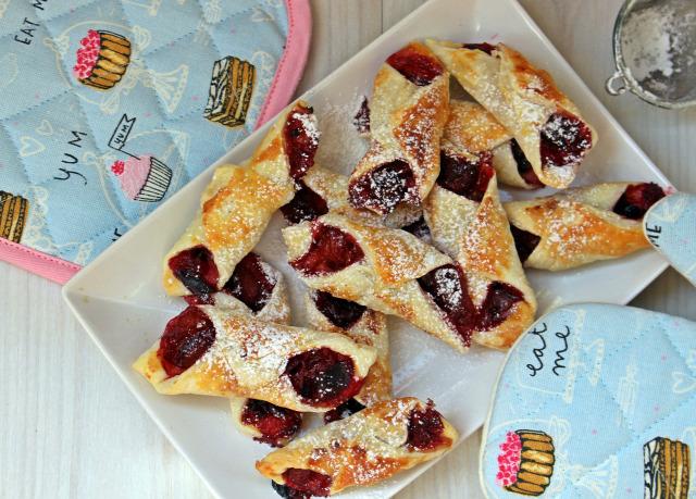 szeder szilva leveles tészta édességek keményítő étkezési keményítő fahéj