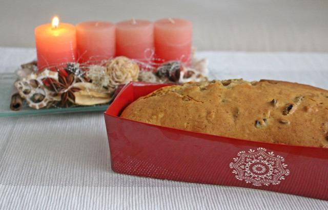 aszalt gyümölcs gyümölcskenyér fehércsoki dió édességek karácsony adventi naptár advent