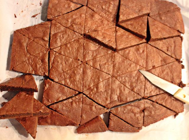 édességek brownie karácsony advent adventi naptár csokoládé dekorcukor cukormáz kakaópor mézeskalács fűszerkeverék narancs