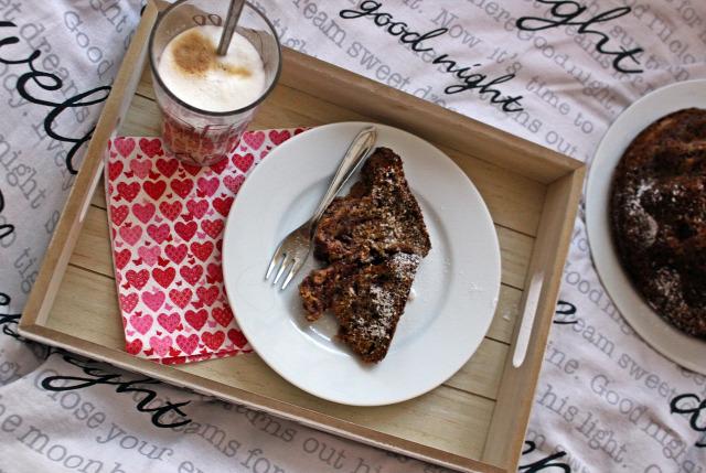 dió meggy ráérős reggelik édességek tojás porcukor olaj liszt sütőpor tej