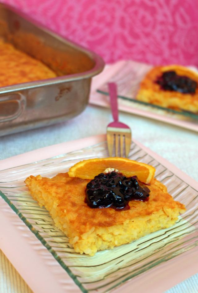 édességek rizskoch fincsi ebédek rizs tej vanília narancs aszalt áfonya vaj tojás cukor