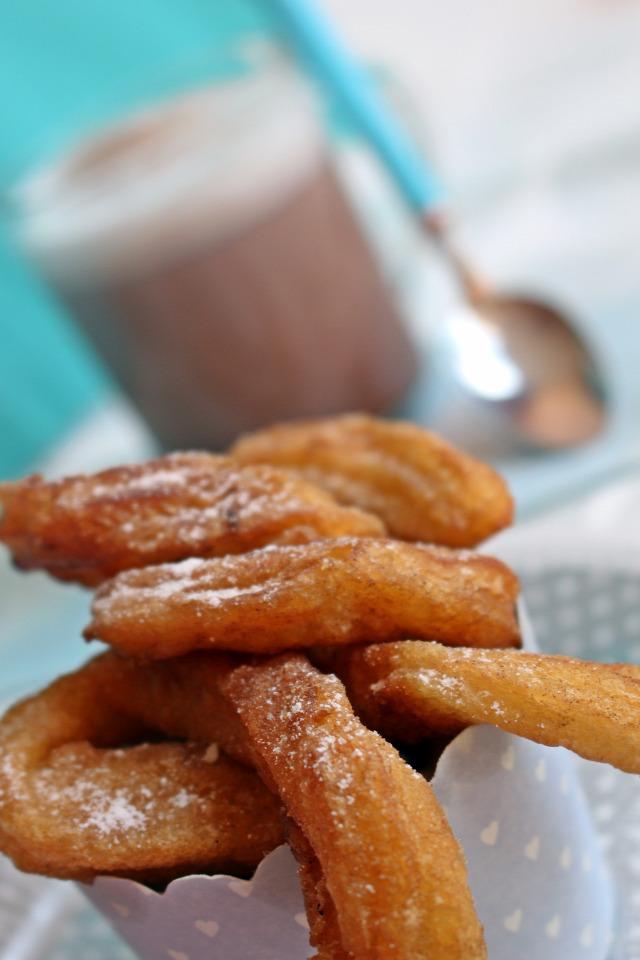 vaj víz cukor liszt vanília olaj fánk farsang édességek churros