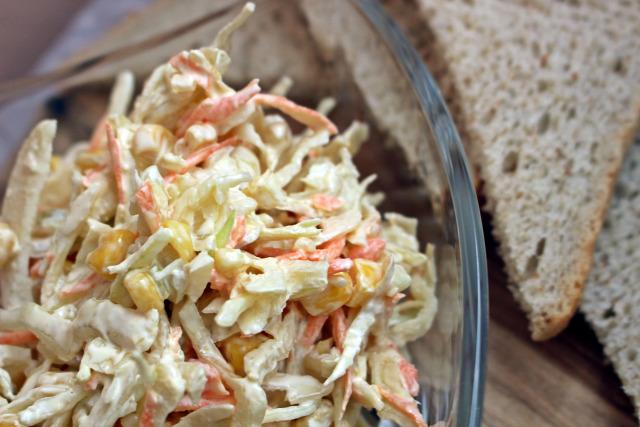 káposzta répa kukorica hagyma saláta gyors vacsorák hidegtál hidegtálak