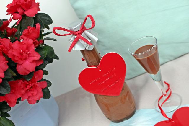likőr ehető ajándék vendégvárók cukor habtejszín narancs csokoládé rum kakaópor anyák napja gasztroajándék