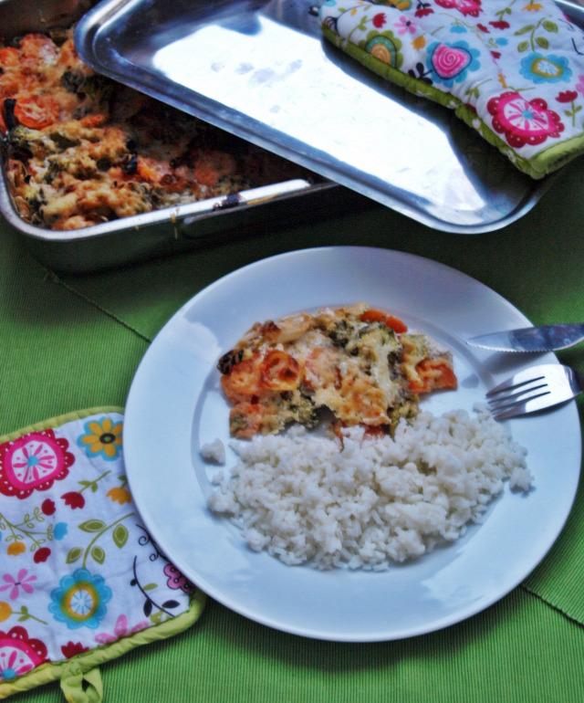 csirkemell fincsi ebédek brokkoli tejszín répa póréhagyma fokhagyma