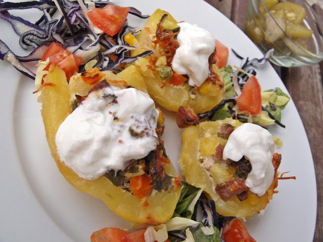 húsvét sonka sajtkrém újhagyma sajt krumpli