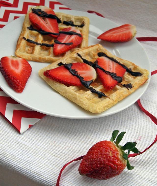 gofri édességek ráérős reggelik