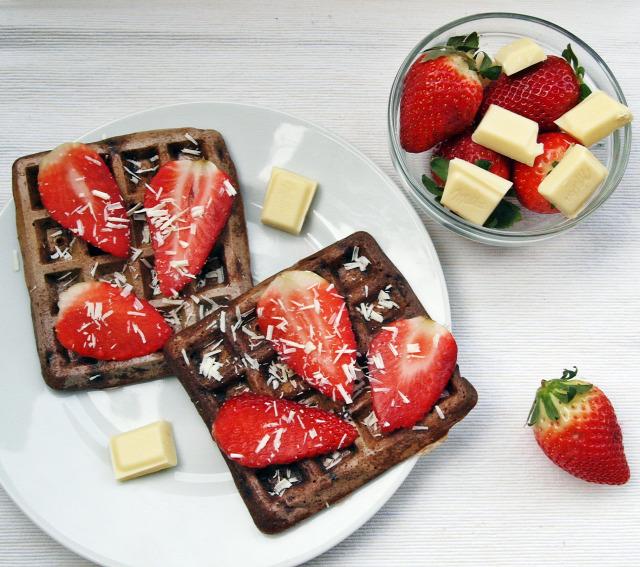 gofri tej tojás ráérős reggelik anyák napja csoki pasztilla