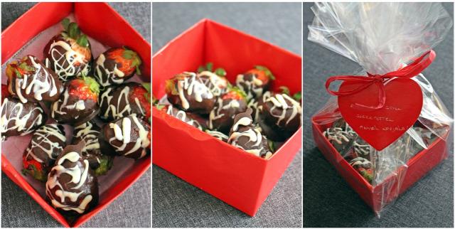 eper csokoládé fehér csokoládé csoki anyák napja gasztroajándék étcsokoládé